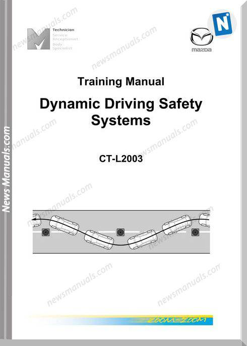 Mazda Training Manual Dynamic Driving Safety Systems