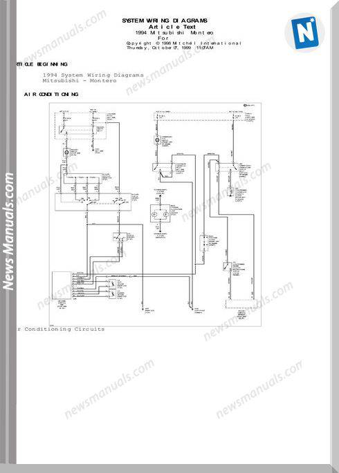 land rover wiring diagram header