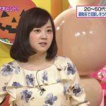 【太った】水卜麻美アナの体重変化まとめ!高校時代の痩せていた頃から現在までの画像あり【身長158cm】