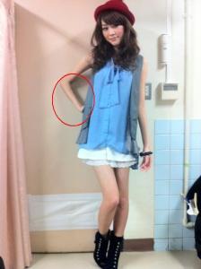 桐谷美玲ファッション1