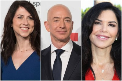 Amazon CEO Bezos allegedly dating news anchor Lauren Sanchez | Newsmobile