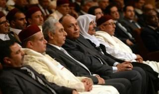 Libya tribal chiefs