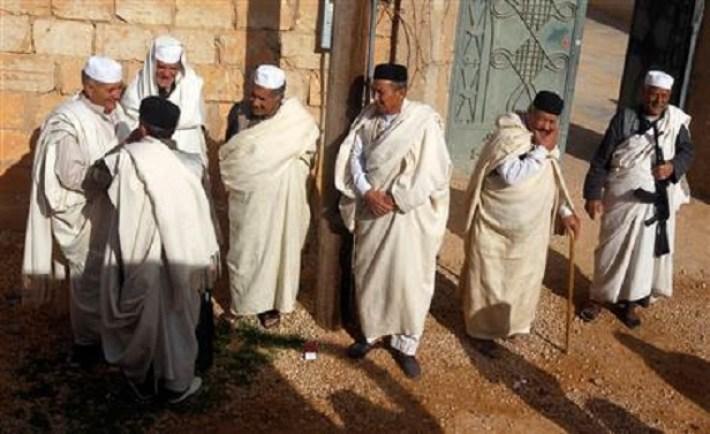 Tobruk tribal leaders