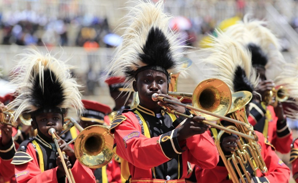 kenya-independence