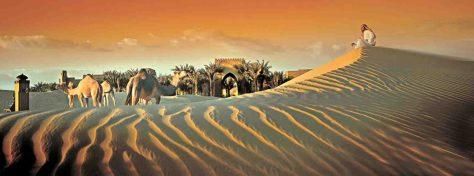 Dubai. Al Maha. 5-Sterne Bab Al Shams Desert & Spa © DER Touristik