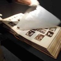 Polizeialbum zeigt zensierte Fotos