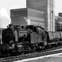 Historische Fotos von den Zechen und Eisenbahnen