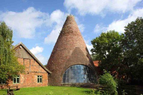 Der Gernheimer Glasturm. Foto: LWL/Holtappels