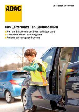 Broschüre Elterntaxi 2013