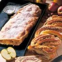 Nusszopf und Apfelstrudel - tolle Rezepte