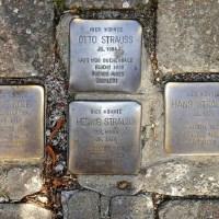 Stolpersteine in Dreieich