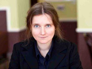 Marion Poschmann. Foto: Jürgen Bauer