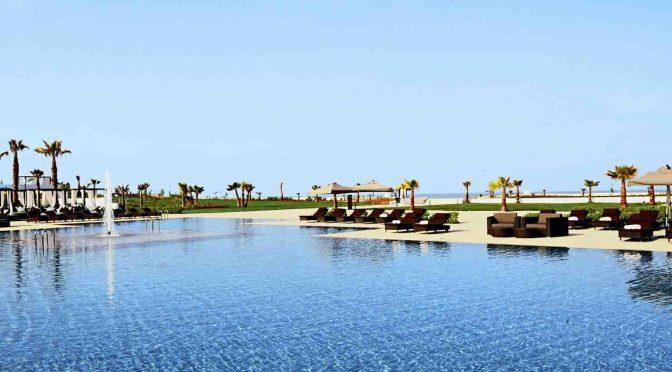 Marokko. Agadir. 5-Sterne Hotel Sofitel Agadir Thalassa Sea & Spa © Foto: DER Touristik