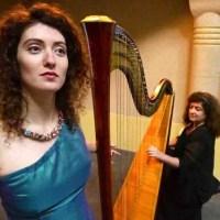 Harfenklänge und Highlights der Synagogalmusik