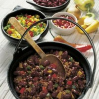 Chili con Carne (cholesterinarm)