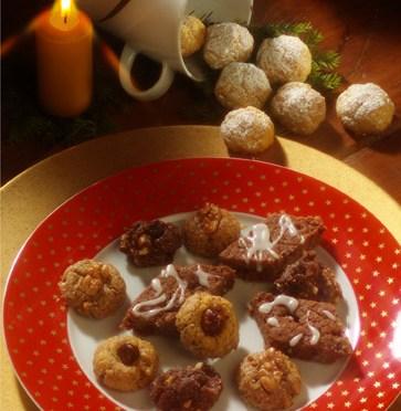 Cholesterinarmes Adventsgebäck - tolle Rezepte Foto: www.weihnachtsmenue.de