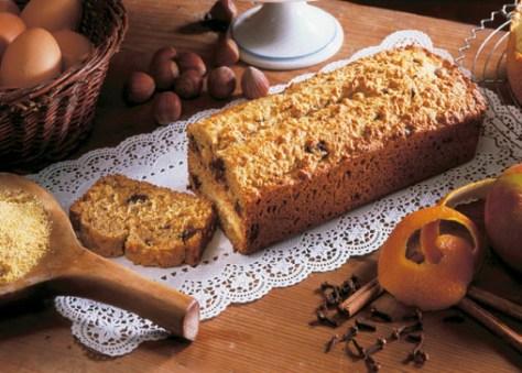 Schoko-Haselnuss-Kuchen Foto: Wirths PR