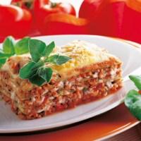 Soja-Lasagne (cholesterinarm)