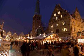 Weihnachtsmarkt Hameln © Weserbergland Tourismus e.V.
