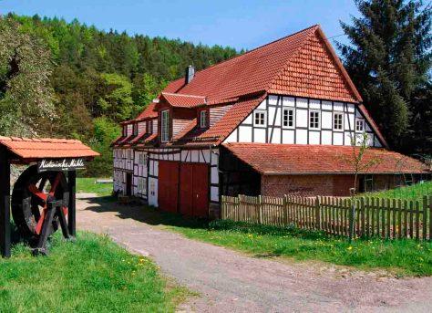 Untere Mühle Freienhagen Foto: hr