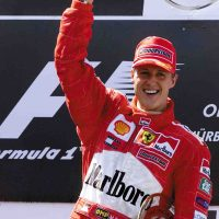 Michael Schumacher für Verdienste um Straßenverkehrssicherheit und soziales Engagement geehrt