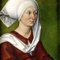 Albrecht Dürer: Bildnis der Mutter des Künstlers