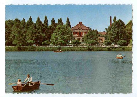 Postkarte vom Seilersee, um 1960 (Stadtarchiv Iserlohn)
