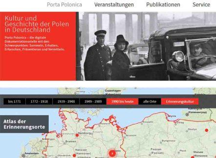 Das Foto der polnischen Schauspielerin Pola Negri, aufgenommen 1937 vor dem Hotel Adlon in Berlin, ist das Titelmotiv des Internetportals www.porta-polonica.de. Foto: LWL