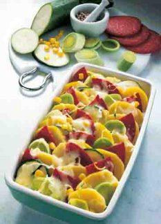 Kartoffelgerichte: Würziger Kartoffelgratin Foto: Wirths PR