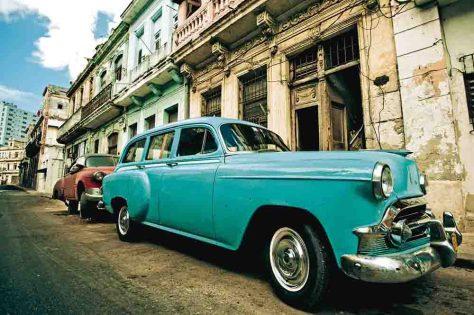 Nordamerika. Kuba. Oldtimer Foto: DER Touristik Köln