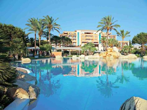 Mallorca.Cala Millor.Hotel Hipotels Hipocampo Palace Foto: DER Touristik