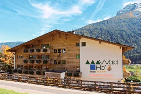 Das Hotel Waldhof in Tirol Foto: DER Touristik Köln