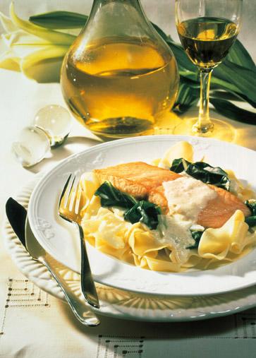 """Schlemmer-Lachs """"Gourmet"""" Foto: Wirths PR"""