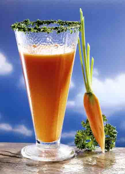 Möhren sind reich an Vitamin A. © Wirths PR