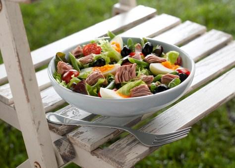Salat Nicoise Foto: www.1000rezepte.de
