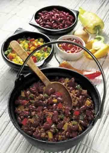Chili con Carne Foto: Wirths PR