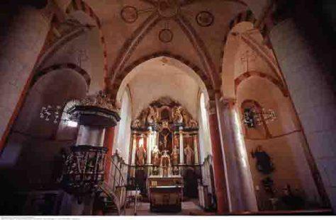 Die Wormbacher Sommerkonzerte finden in der Pfarrkirche St. Peter und Paul in Wormbach statt. Foto: www.schmallenberger-sauerland.de