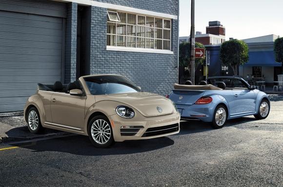 VOLKSWAGEN ANNOUNCES BEETLE FINAL EDITION - Volkswagen Media Site