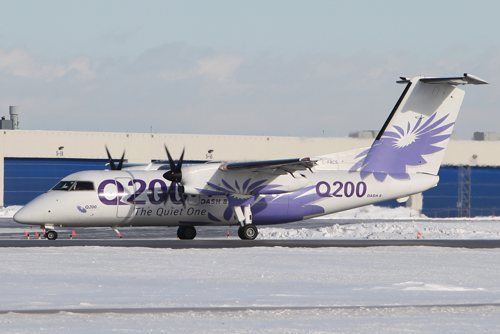 Aviation Aircraft Elix Aviation Capital Delivers Bombardier A Dash 8 Q200 To