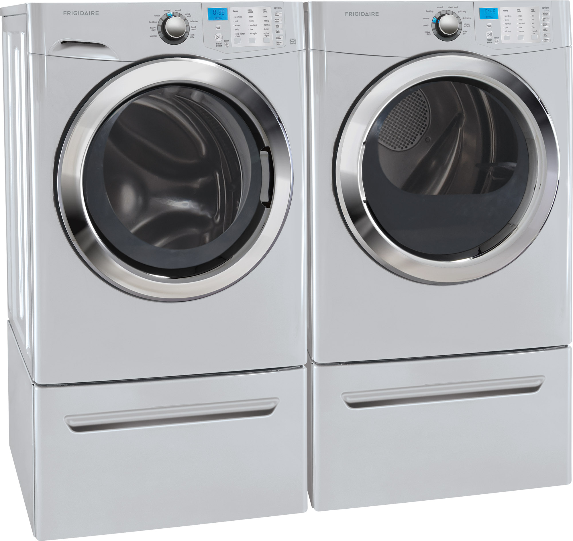 New Washer And Dryer Frigidaire Introduces New Front Load Washer And Dryer Electrolux