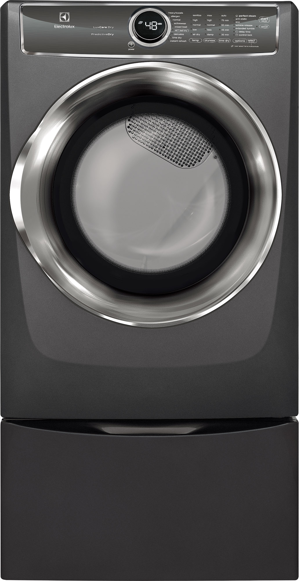 New Washer And Dryer New Electrolux Washers And Dryers Offer The Ultimate In Clean And