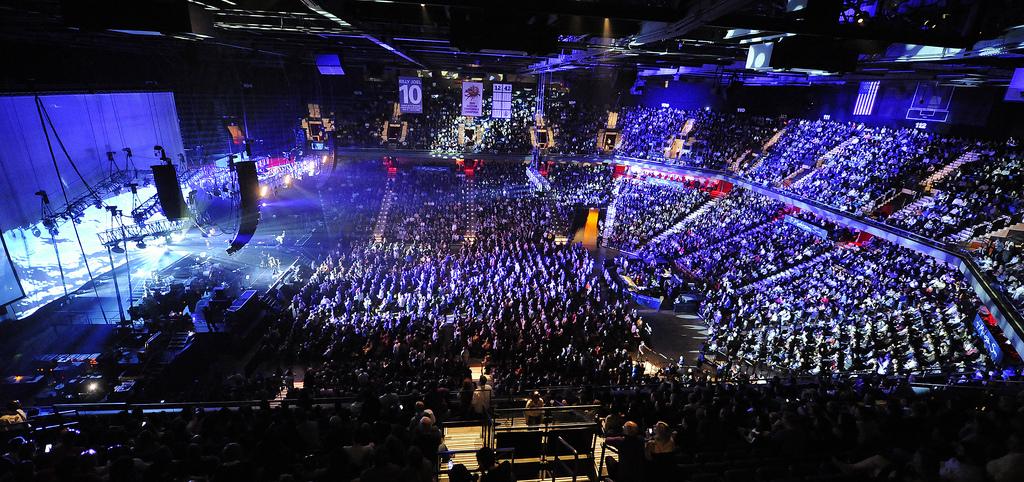 Mohegan Sun Arena Ranked In Top 10 Of USA Concert Venues \u2013 Mohegan