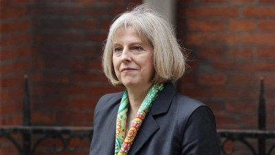 Theresa May revealed as Margaret Thatcher's final Horcrux
