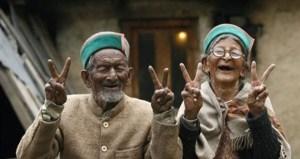 oldest voter