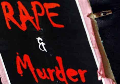 Rape-and-murder