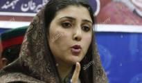 tehreek-e-insaf-member-national-assembly-ayesha-gulalai-addressing-FAMERM