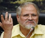 New Delhi: File photo of Lt. Governor Najeeb Jung who resigned in New Delhi on Thursday. PTI Photo  (PTI12_22_2016_000124A)