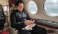 PM-Imran-enroute-to-Jeddah-on-Saudi-Airlines-flight