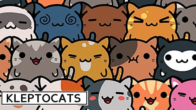 Cute Kitty Cat Wallpapers Kleptocats Fun Kitty Mobile Game Newswatch Review