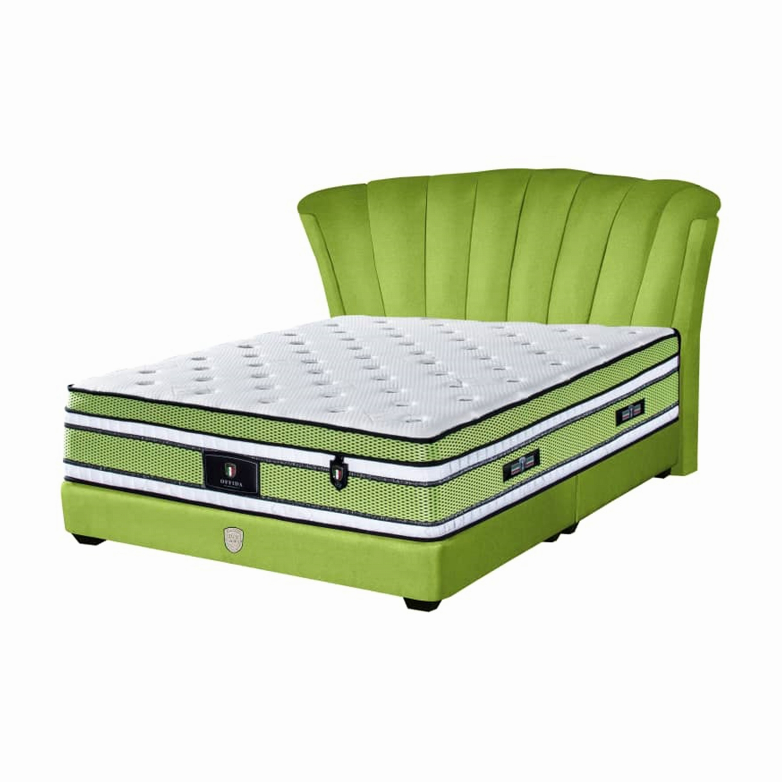 Aus Furniture Double Bed